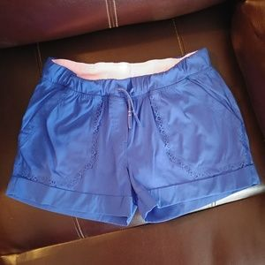 Ivivva Blue Girls Shorts